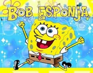 Imágenes de cumpleaños de Bob Esponja pantalones cuadrados