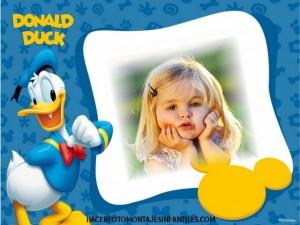 Tarjetas de cumpleaños de Pato Donald