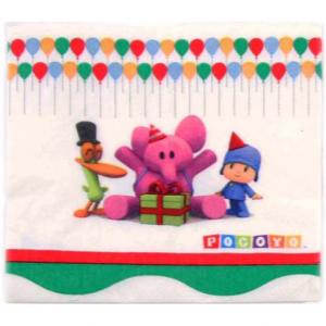 Imágenes de cumpleaños de Pocoyó