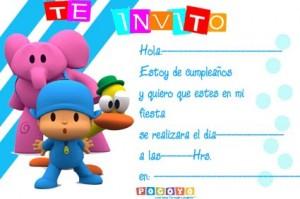 Imágenes de cumpleaños de Pocoyo