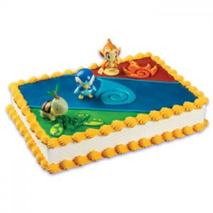 Torta de cumpleaños de Pokemon