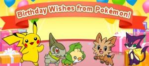 Imágenes de cumpleaños de Pokemon