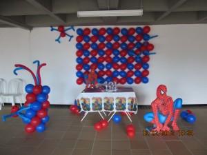 Imagenes de cumpleaños de Spiderman