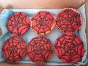 Imágenes de cumpleaños de Spiderman