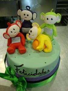 Imágenes de cumpleaños de Teletubbies con peluches