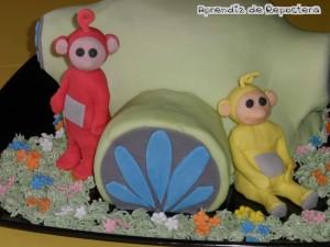 Imágenes de cumpleaños de Teletubbies para ninios