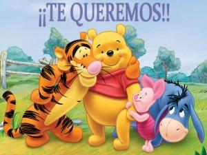 Imagenes de cumpleaños de Winnie the Pooh