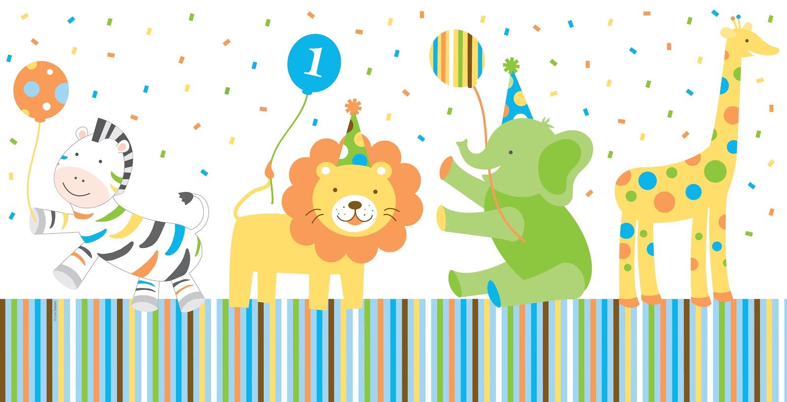 Imagenes de cumpleaños para el primer año