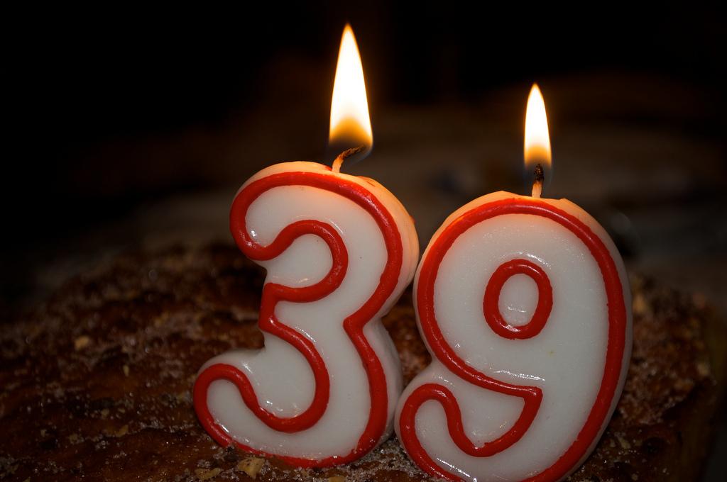 Imagenes de cumpleaños para los treinta y nueve años