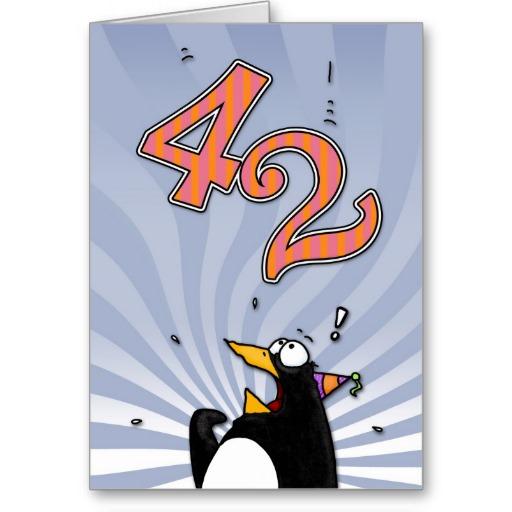 Imagenes de cumpleaños para los cuarenta y dos años