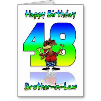 Imagenes de cumpleaños para los cuarenta y ocho años