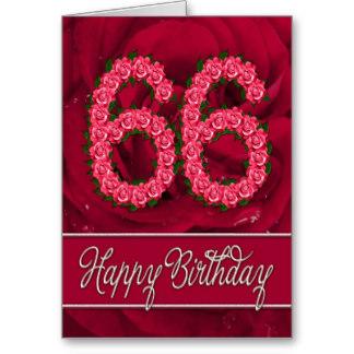 Imagenes de cumpleaños para los sesenta y seis años