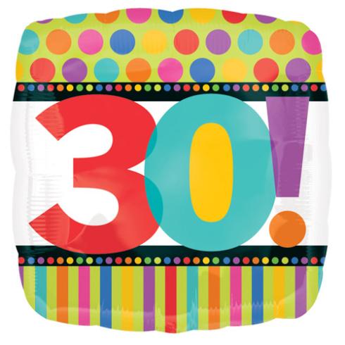 Imágenes de cumpleaños para los treinta años