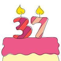 Imagenes de cumpleaños para los treinta y siete años
