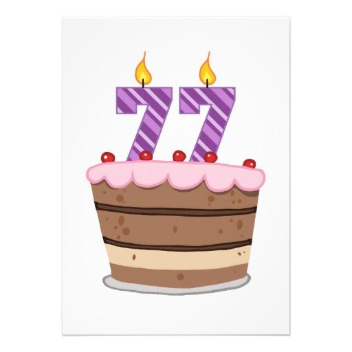 Imagenes de cumpleaños para los setenta y siete años