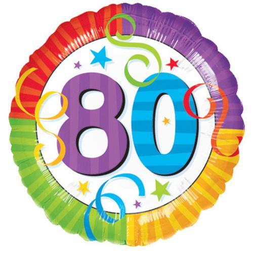 Imagenes de cumpleaños para los ochenta años
