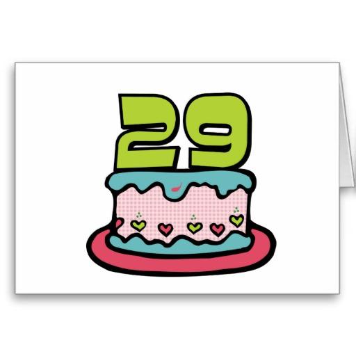 Imagenes de cumpleaños para los veintinueve años