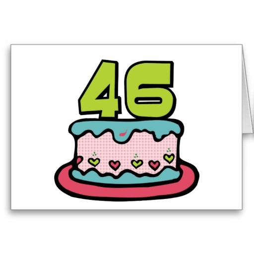 Imagenes de cumpleaños para los cuarenta y seis años