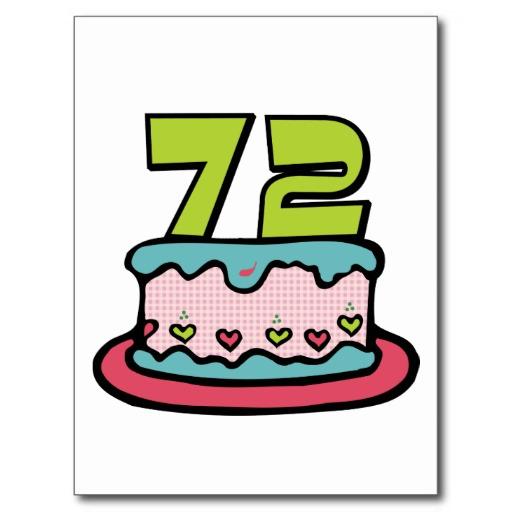 Imagenes de cumpleaños para los setenta y dos años