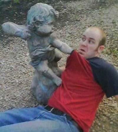 estatuas graciosas 2