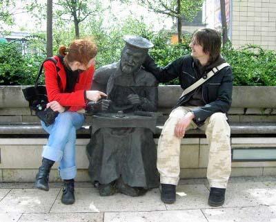 estatuas graciosas 3