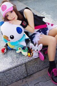 foto de cosplay