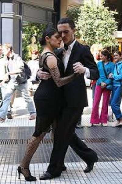 imagen de tango
