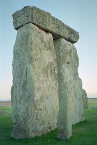 imagen sobre stonehenge