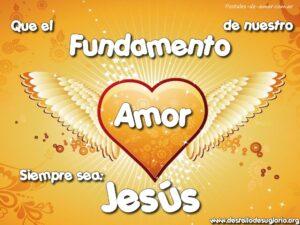 Jesús murió por nosotros y el nos ama