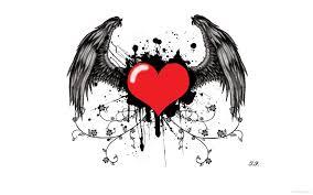 Mi corazón esta llorando por ti,quisiera bolar lejos,pero tu amor no me deja estoy aferrado a ti te amo