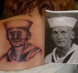 mal tatuaje de marinero