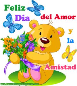 Día, mes del amor y la amistas imagenes,fotos,postales, frases------ (1)