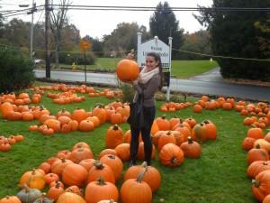 Casas decoradas con calabazas para celebrar halloween