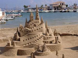 Fotos de castillos de arena