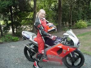 Motocicletas para mujeres