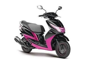 imágenes de una moto para mujer