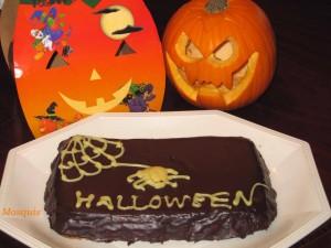 Pasteles especiales para celebrar Halloween