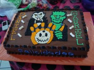 imágenes de Pasteles especiales para celebrar Halloween