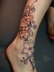 Tatuajes que te encantaran de flores