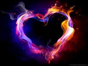 imágenes de un corazón como muestra de amor