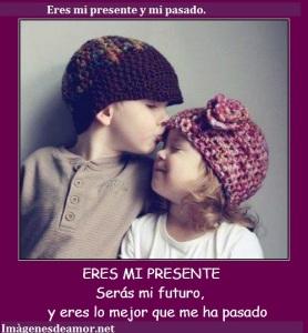 Frases De Amor Eres Mi Presente
