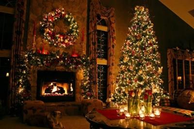 arbol de navidad bonito