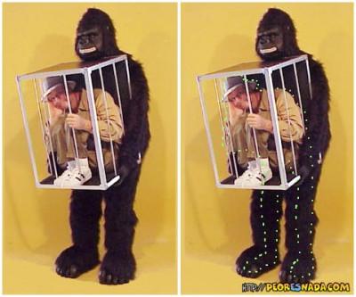 disfraz de animal