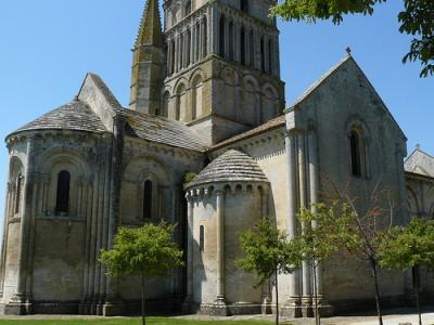 iglesia con años