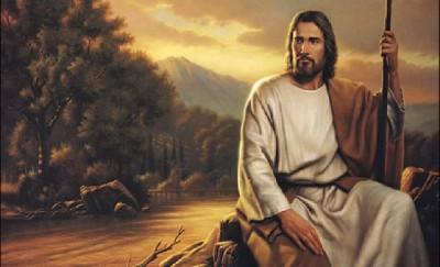 jesucristo pensando