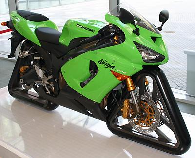 ninja color verde