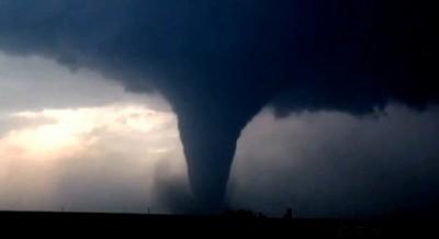 tornado gigante