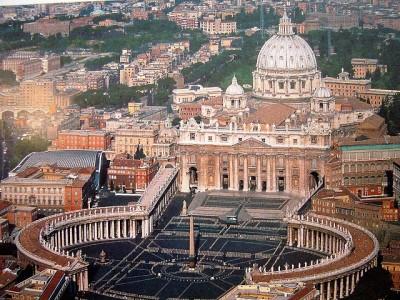 vaticano vacio
