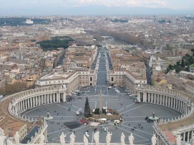 vaticano lleno