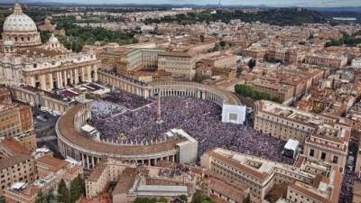 vaticano arquitectura